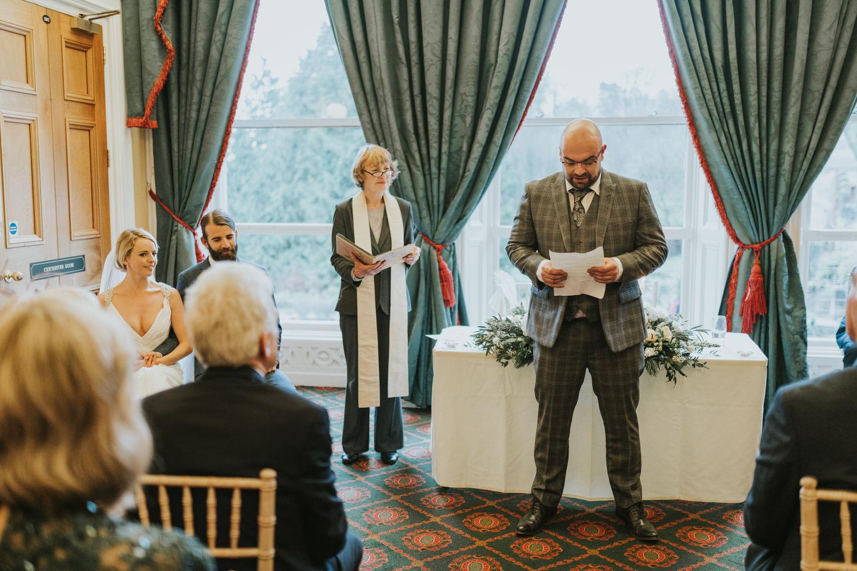 Wedding photos at Belfast Castle 73