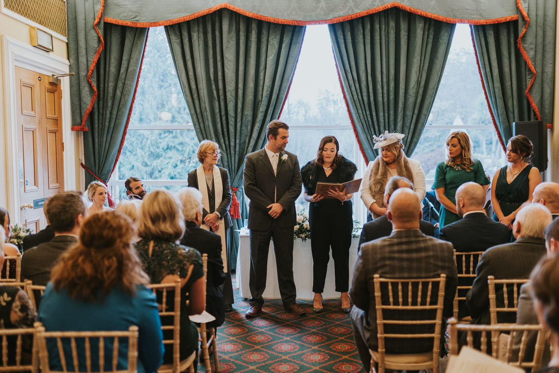 Wedding photos at Belfast Castle 75