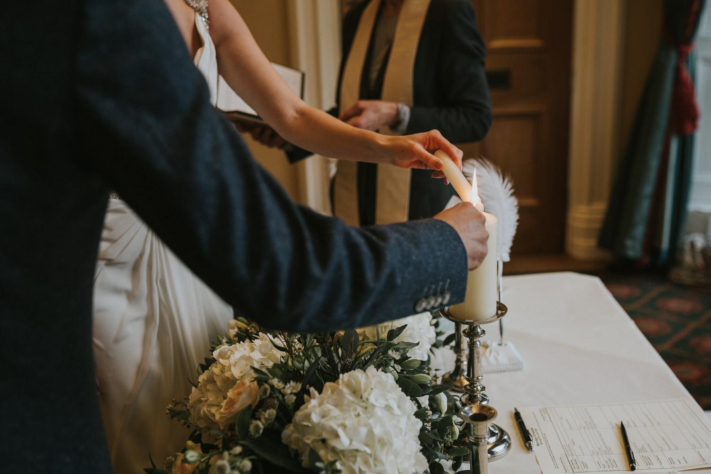 Wedding photos at Belfast Castle 83
