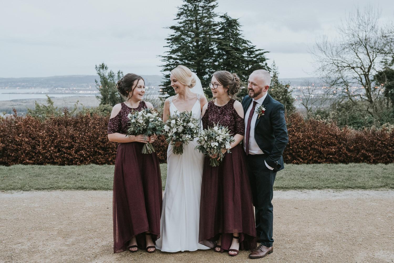 Wedding photos at Belfast Castle 90