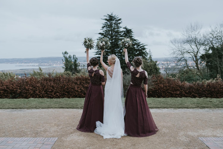 Wedding photos at Belfast Castle 91