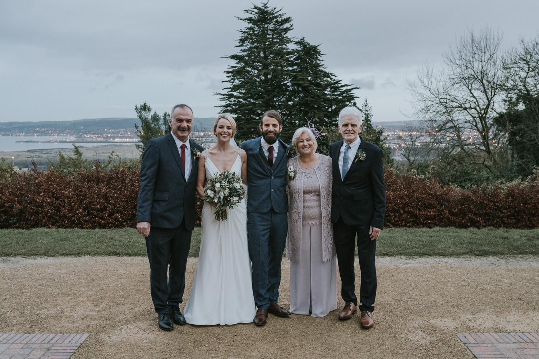 Wedding photos at Belfast Castle 95