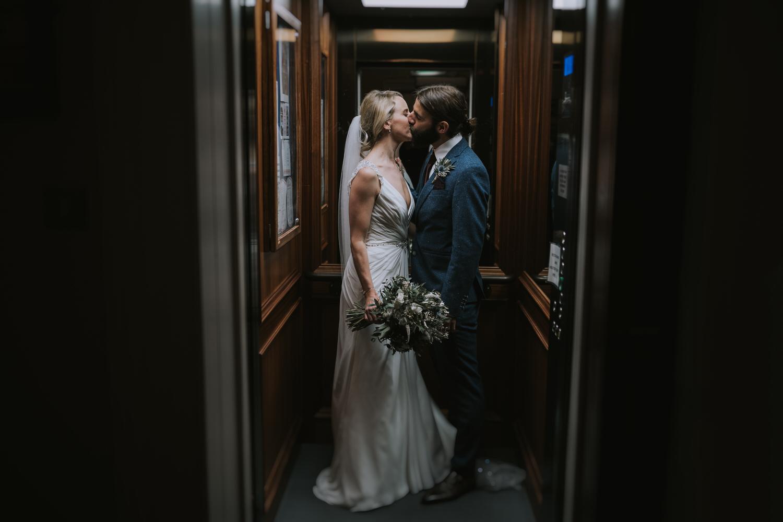 Wedding photos at Belfast Castle 100