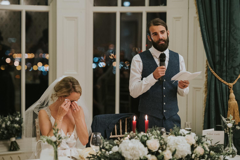Wedding photos at Belfast Castle 107