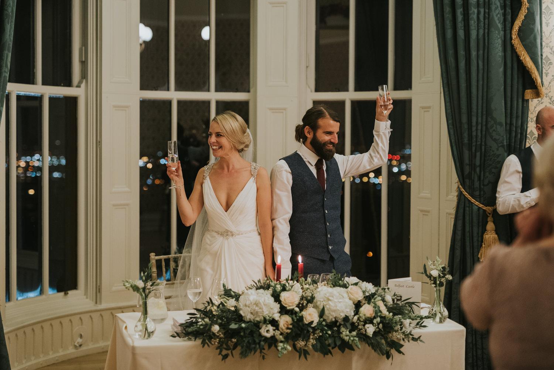 Wedding photos at Belfast Castle 113