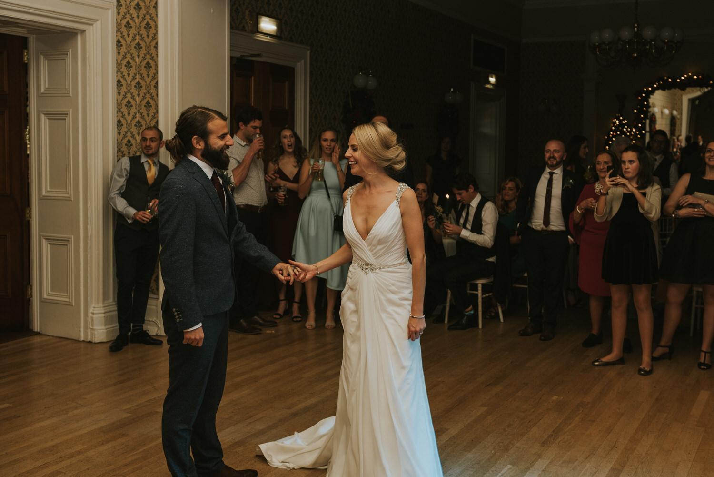 Wedding photos at Belfast Castle 116