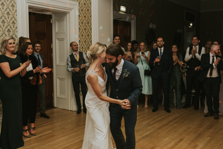 Wedding photos at Belfast Castle 117