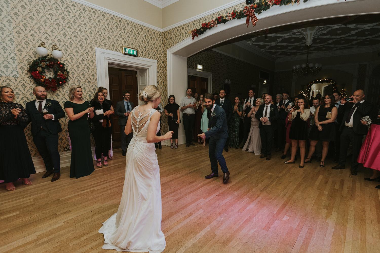 Wedding photos at Belfast Castle 118
