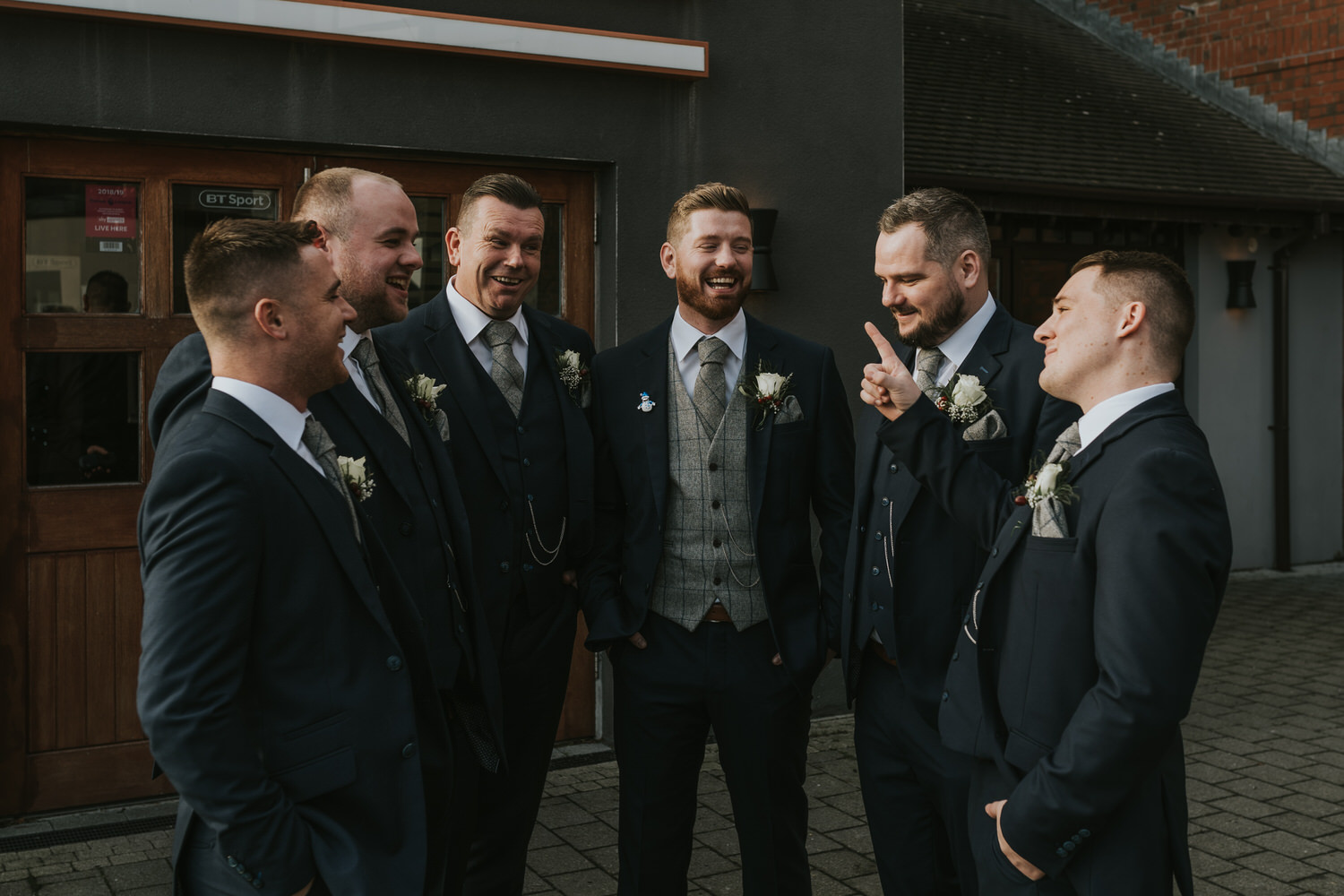 Loughshore Hotel Wedding 20