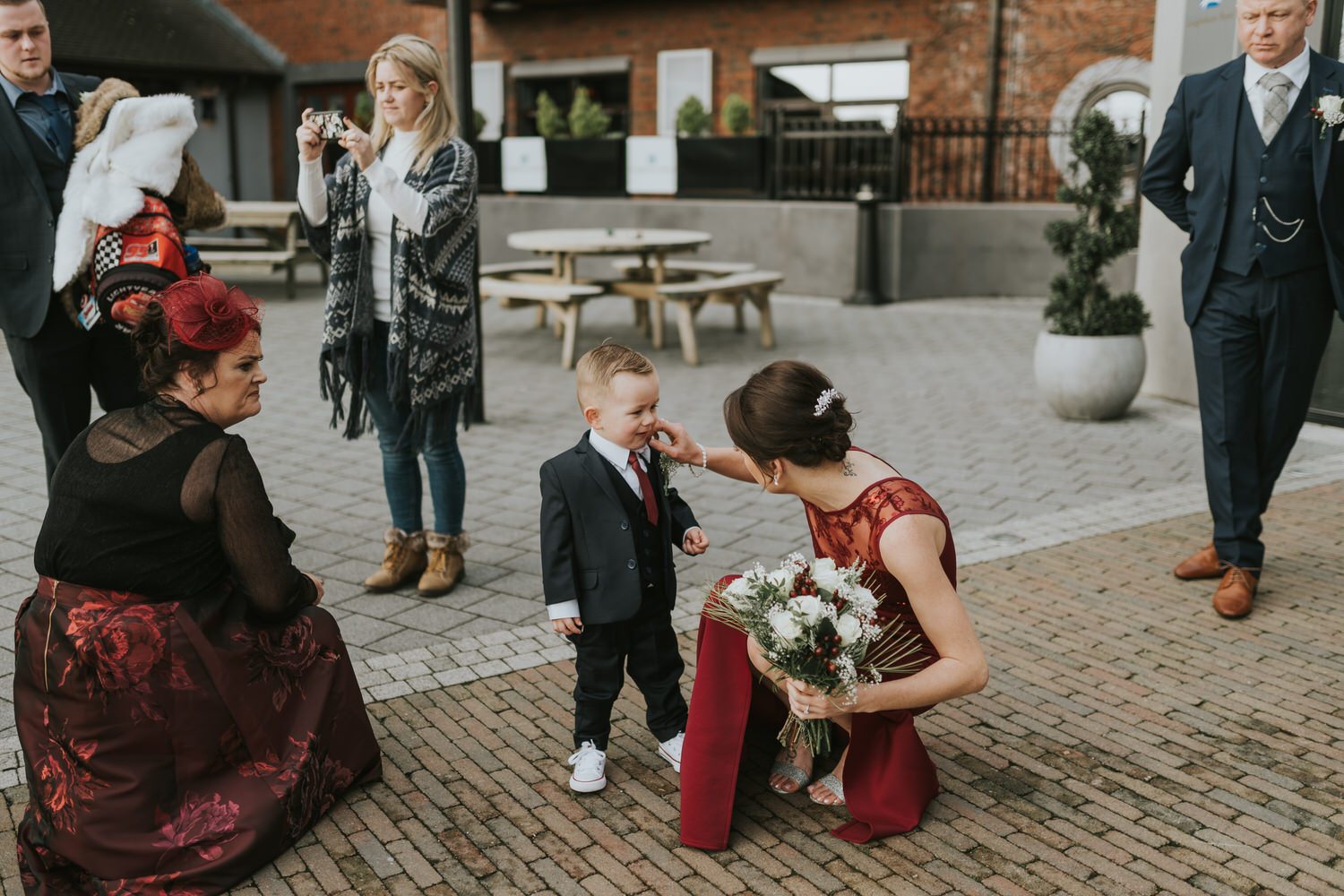 Loughshore Hotel Wedding 23