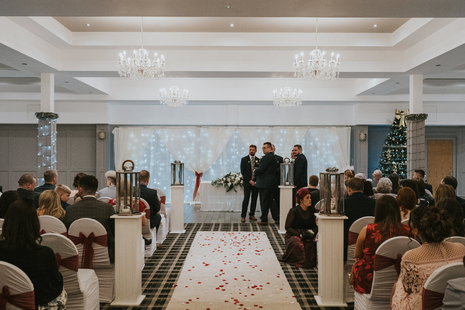 Loughshore Hotel Wedding 28