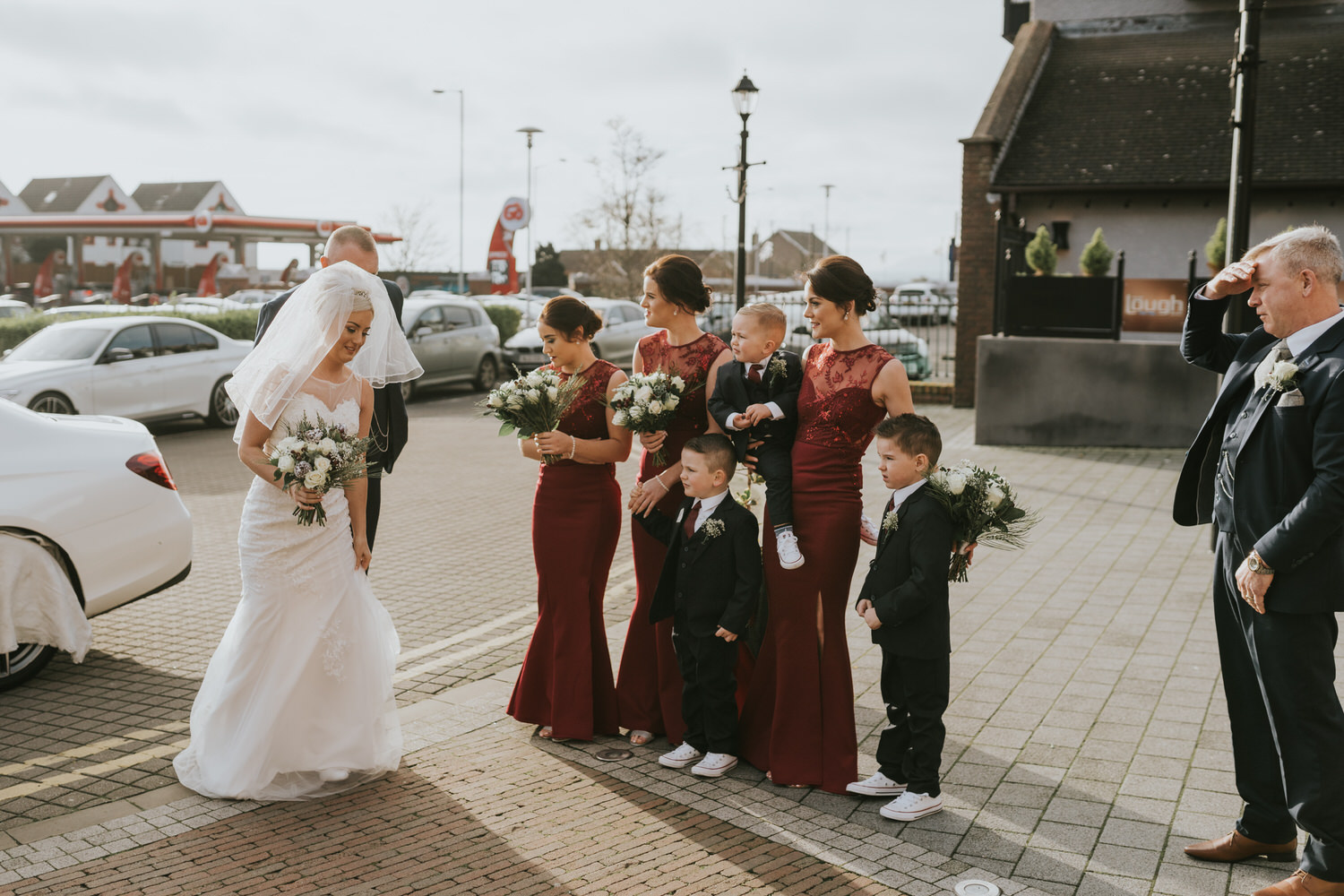 Loughshore Hotel Wedding 29