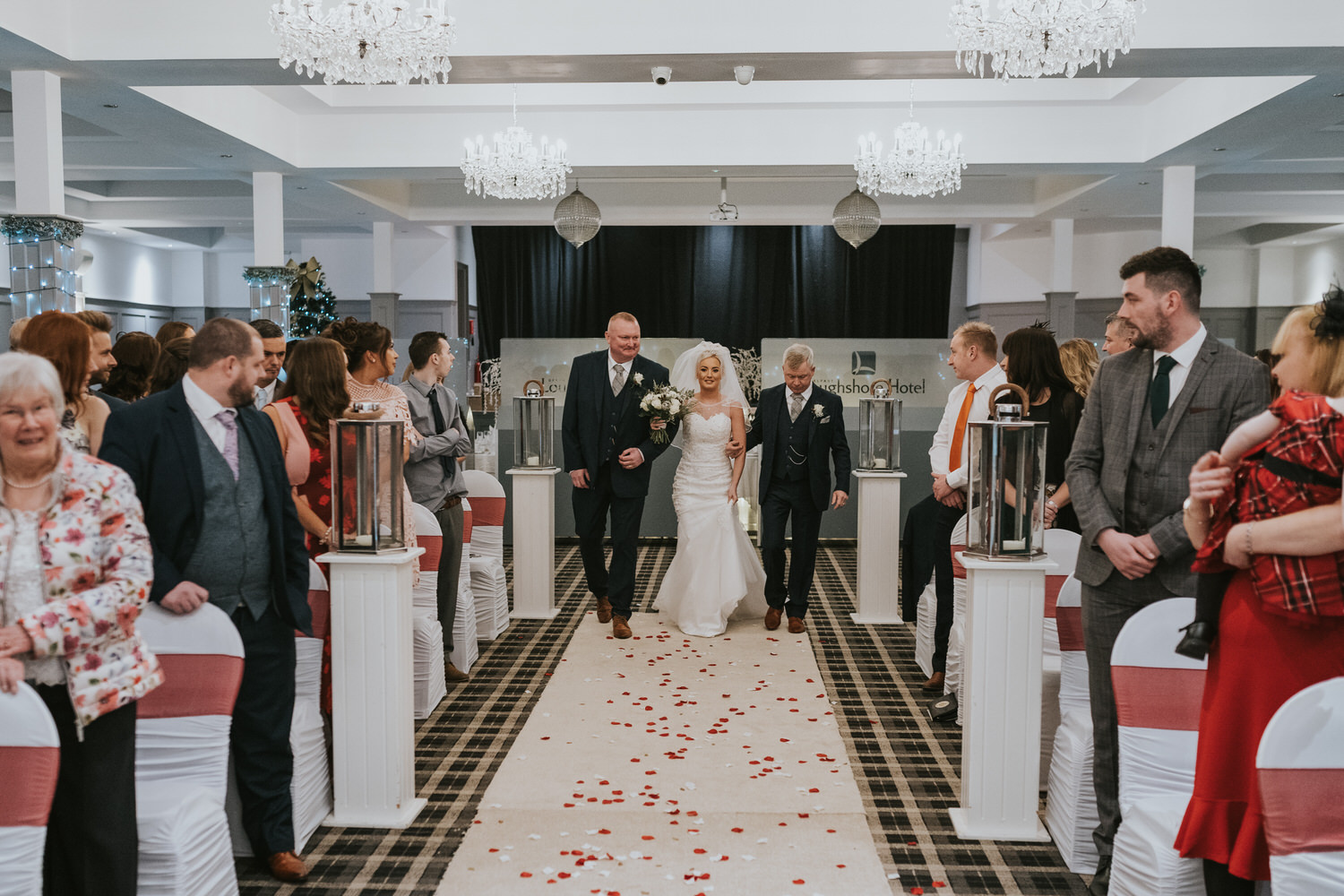 Loughshore Hotel Wedding 31