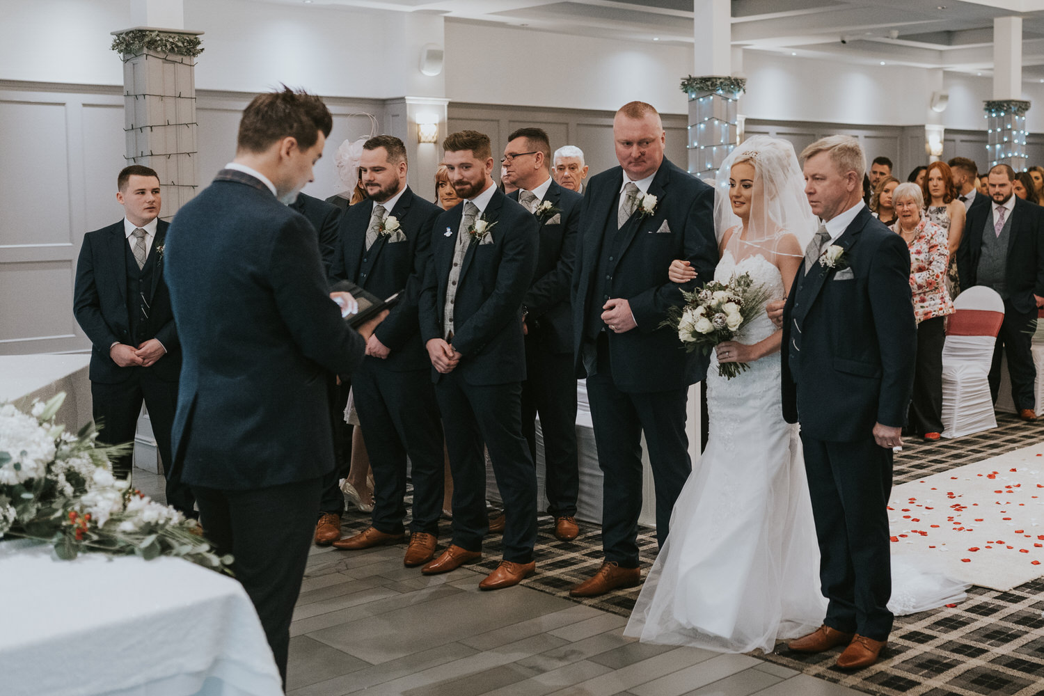 Loughshore Hotel Wedding 36