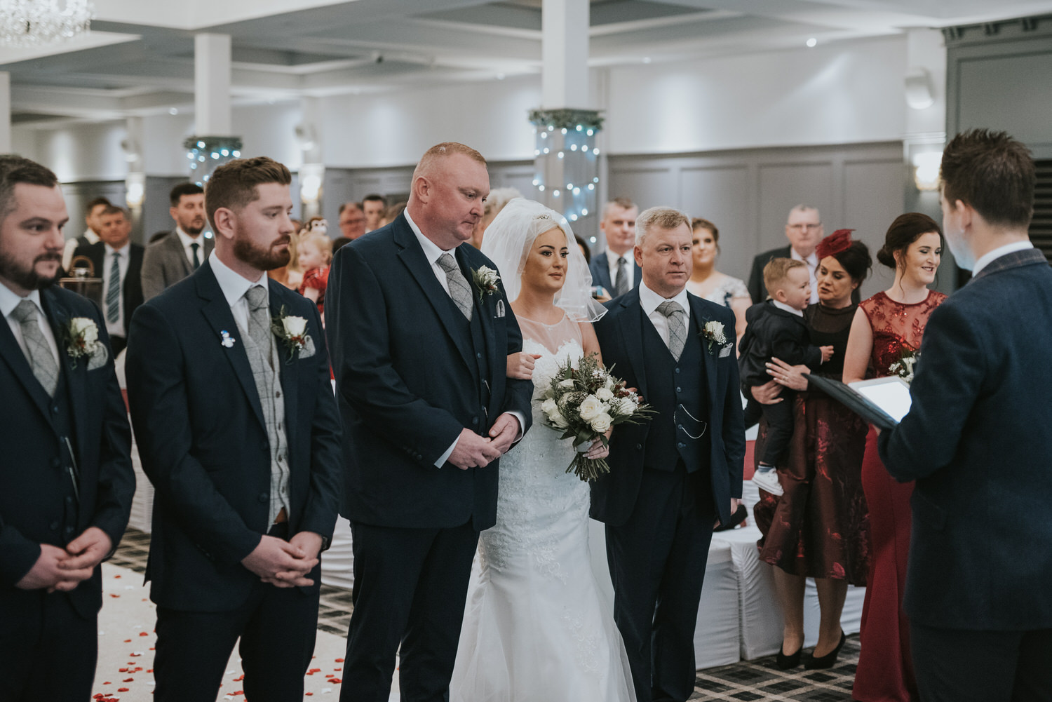 Loughshore Hotel Wedding 37