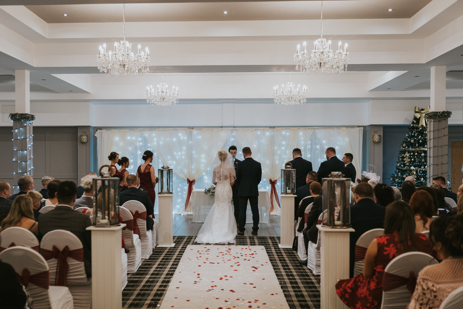 Loughshore Hotel Wedding 43