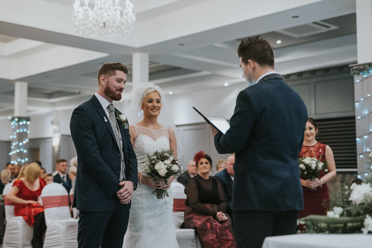 Loughshore Hotel Wedding 44