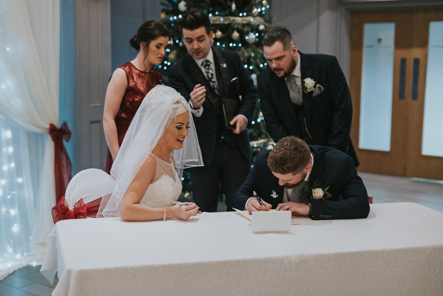 Loughshore Hotel Wedding 53