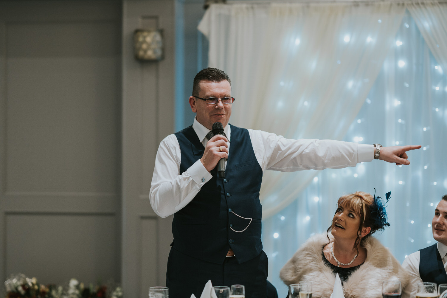 Loughshore Hotel Wedding 98