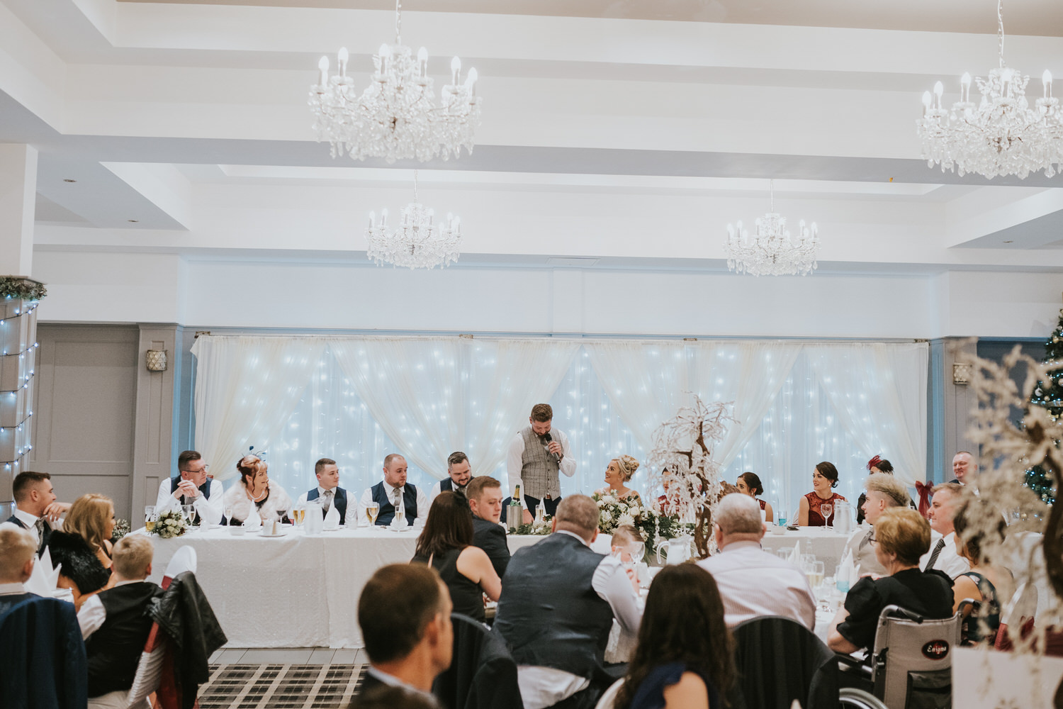 Loughshore Hotel Wedding 101