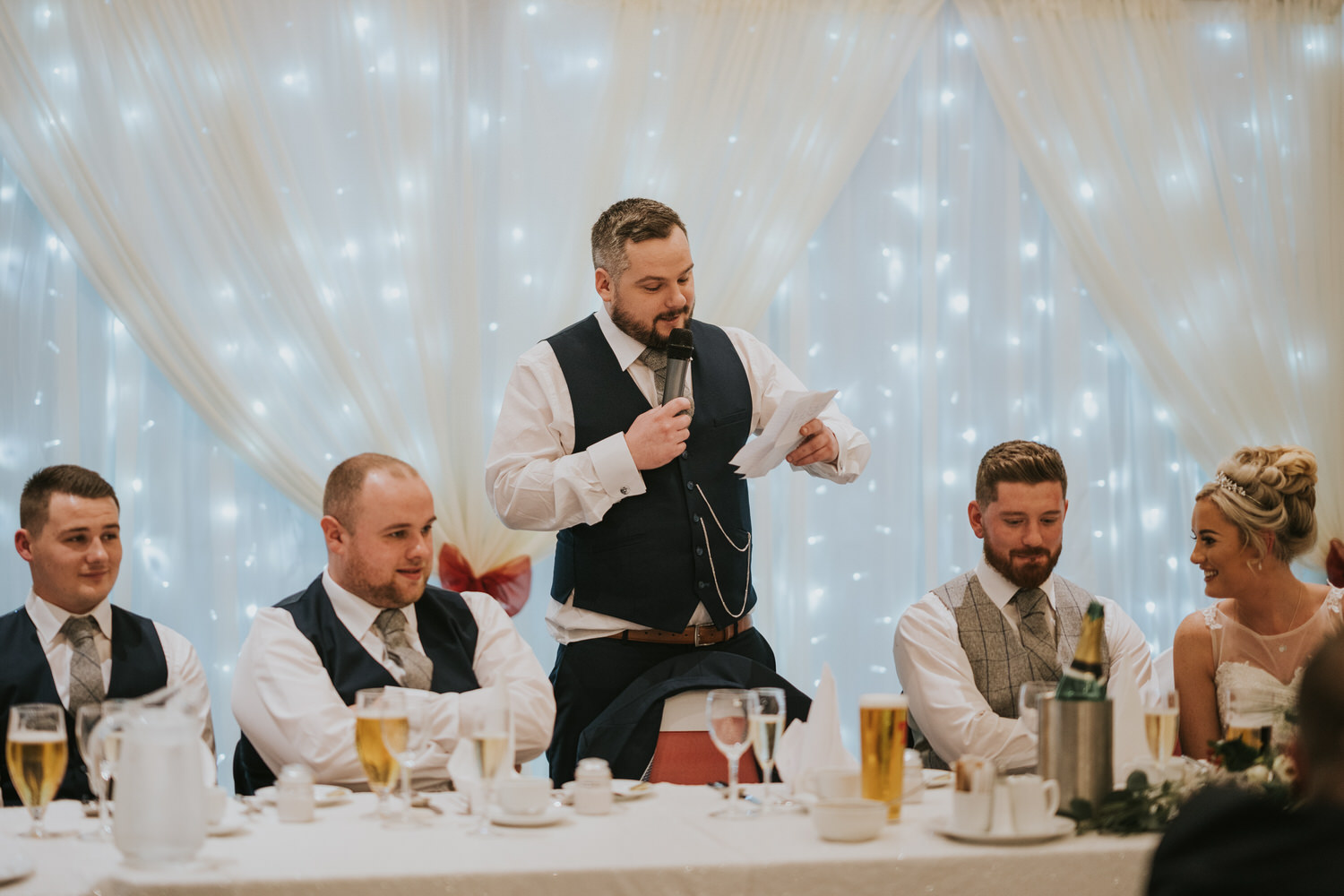 Loughshore Hotel Wedding 102