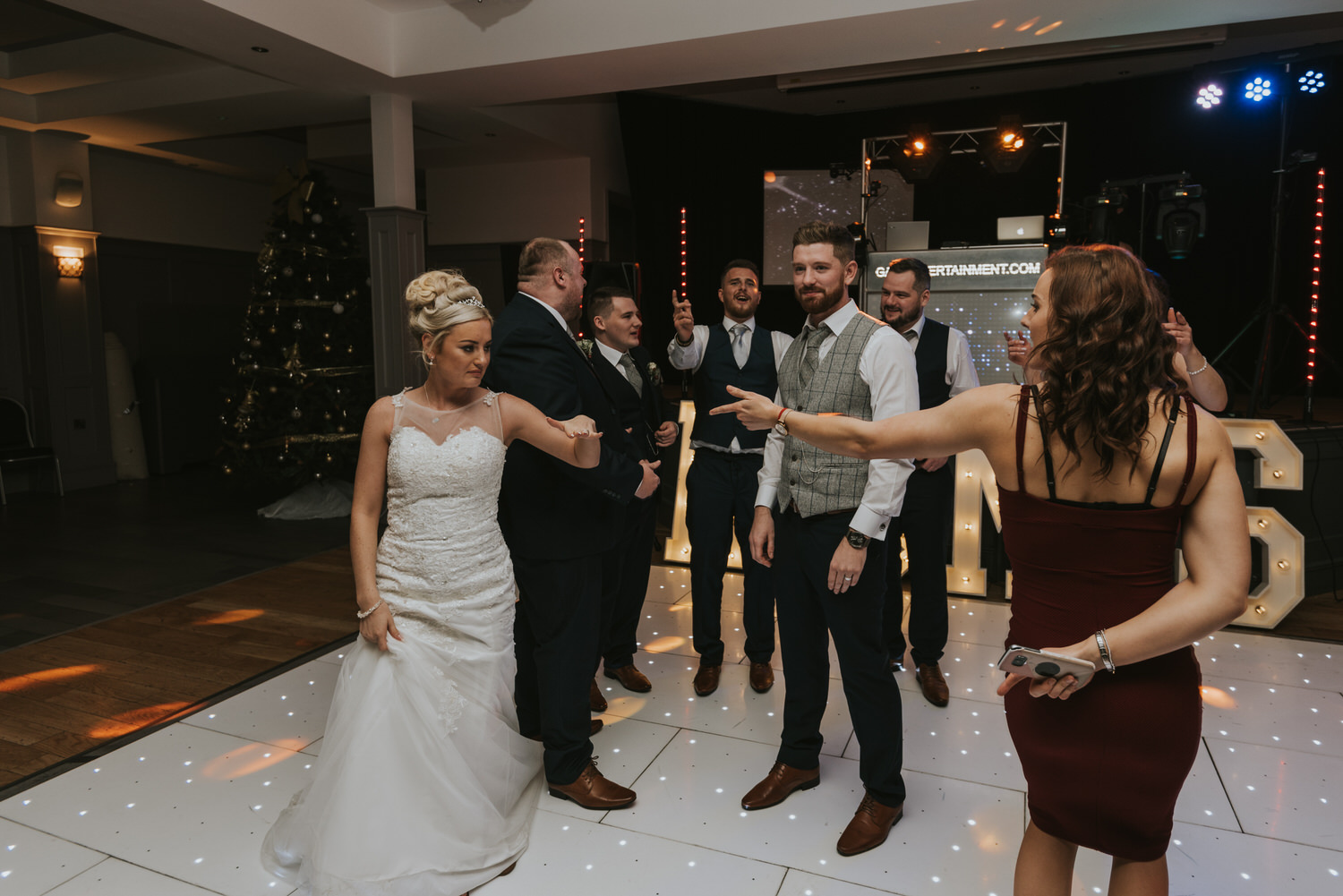 Loughshore Hotel Wedding 113
