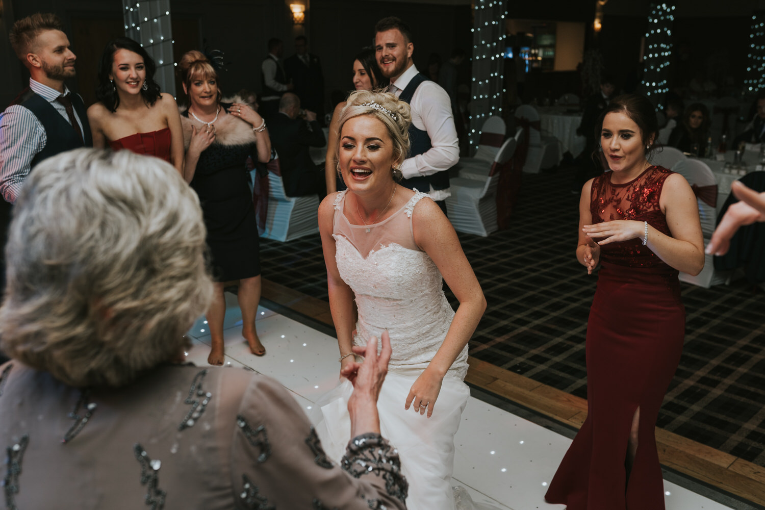 Loughshore Hotel Wedding 119