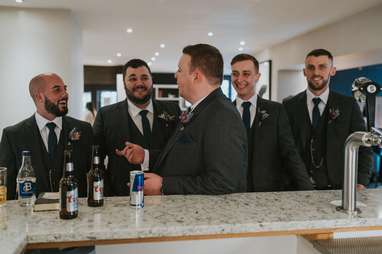 Clandeboye Lodge Hotel Wedding 20