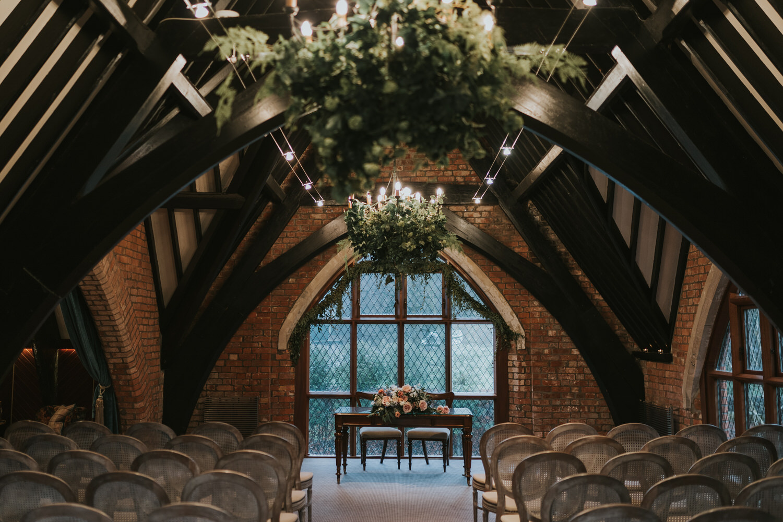 Clandeboye Lodge Hotel Wedding 25