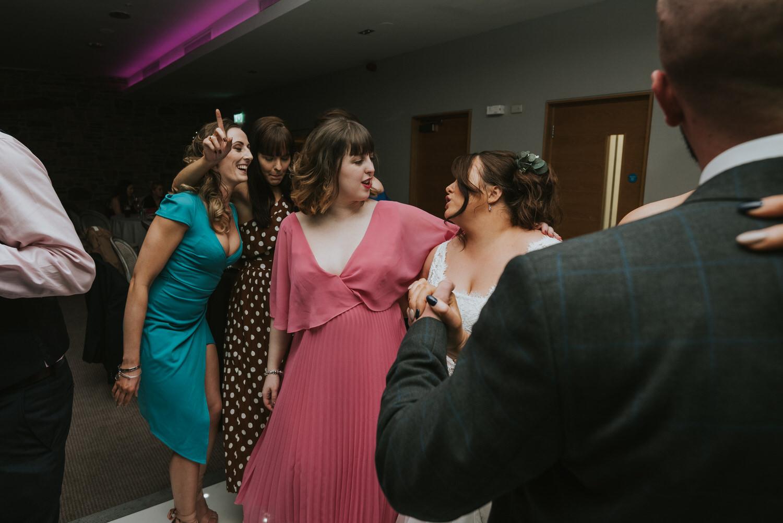Clandeboye Lodge Hotel Wedding 93