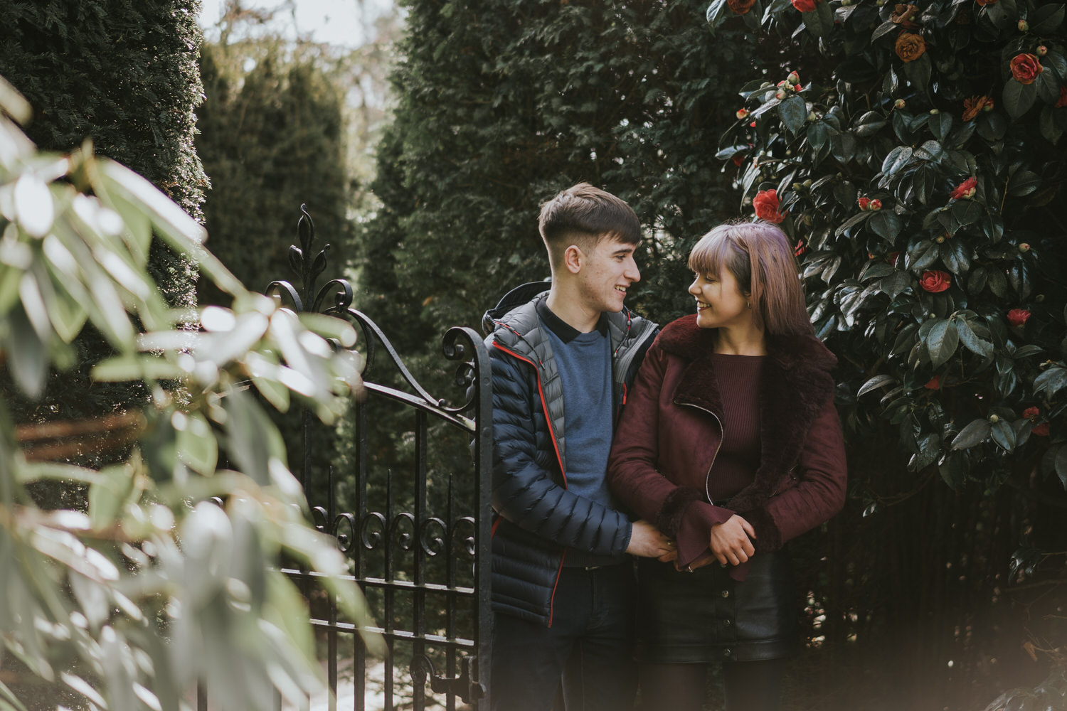 Belfast Engagement Photos at Lady Dixons 04