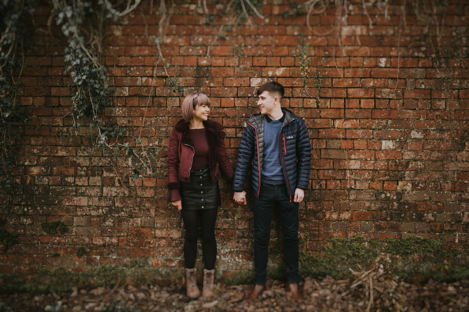 Belfast Engagement Photos at Lady Dixons 08