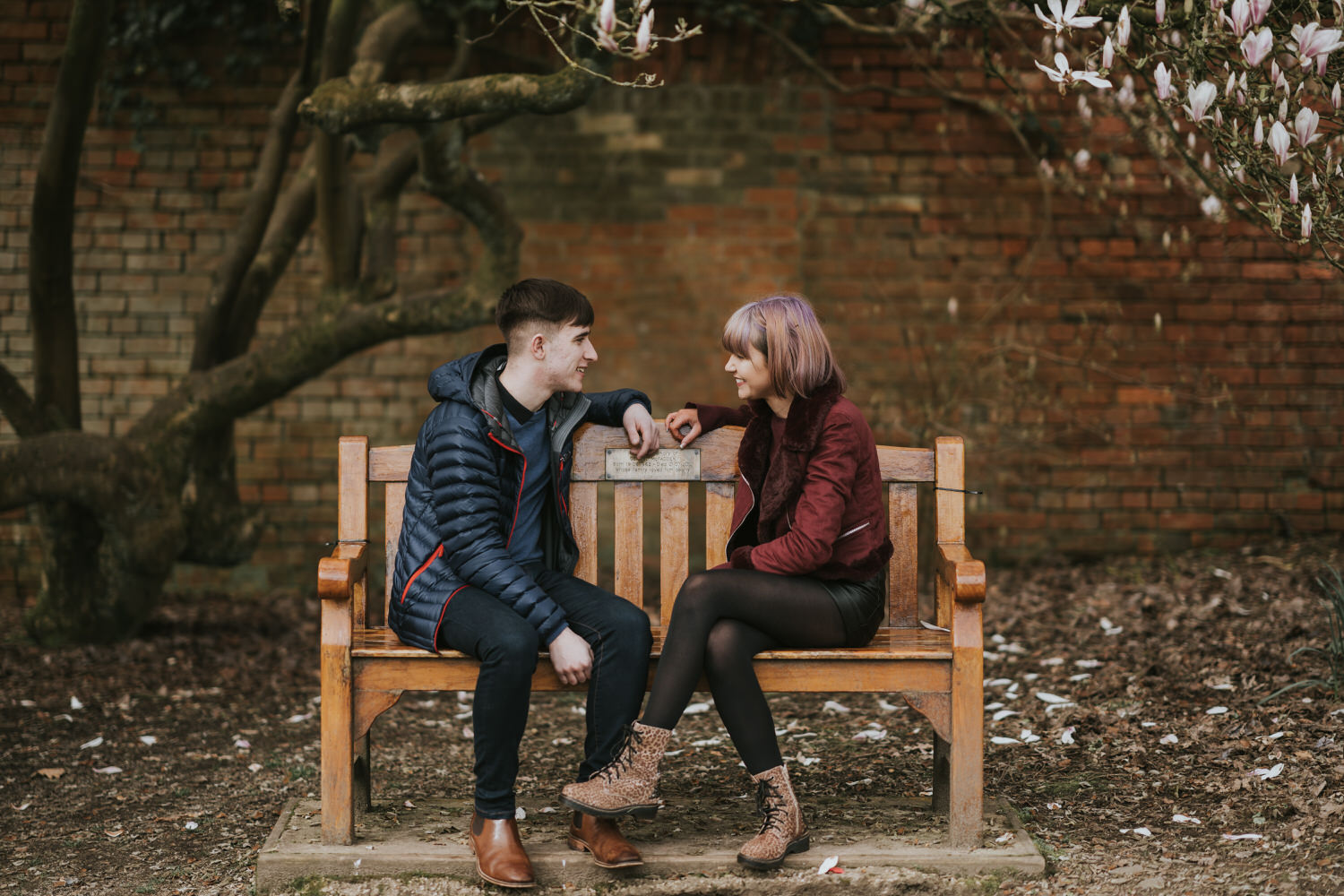 Belfast Engagement Photos at Lady Dixons 22