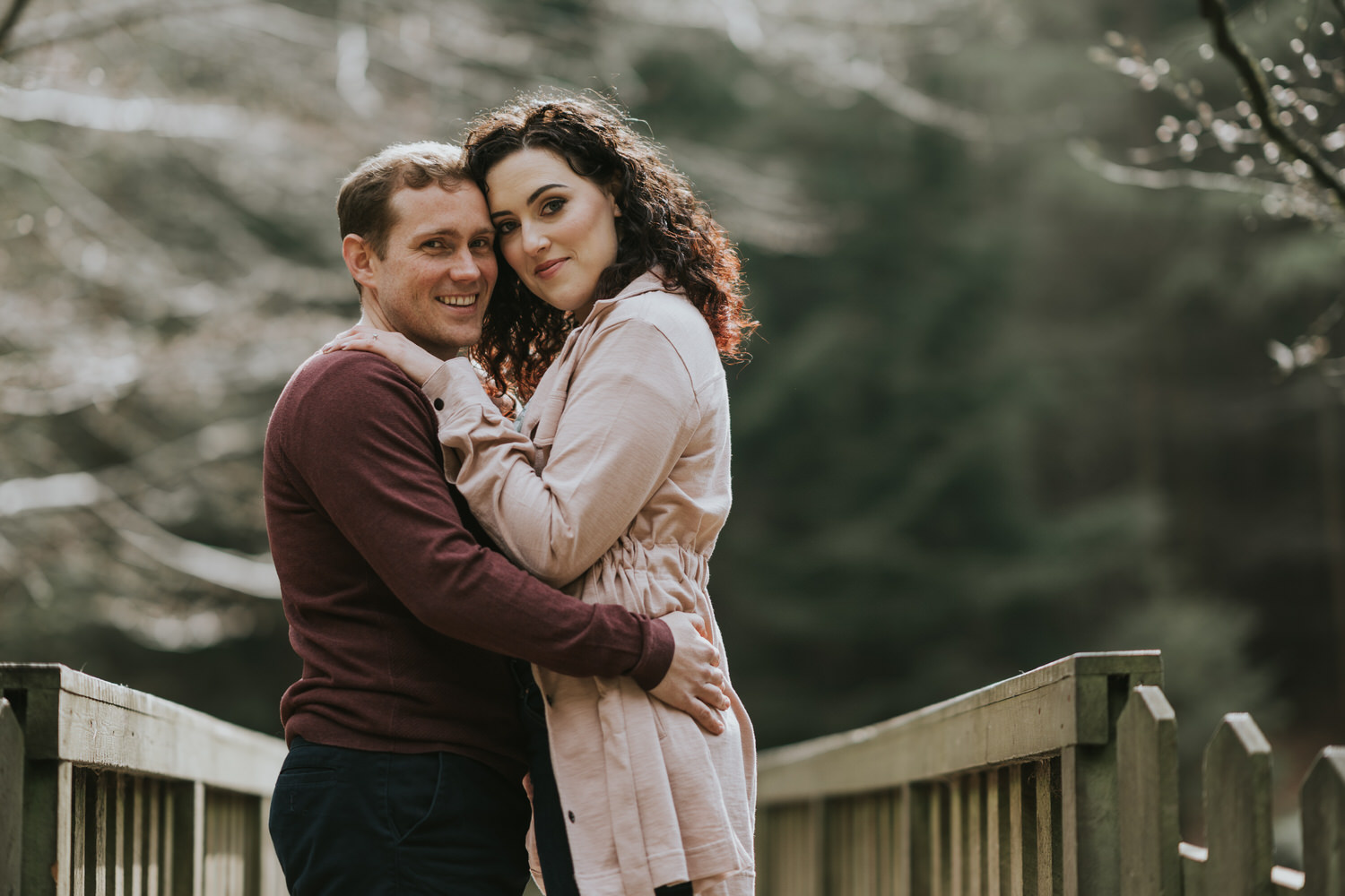 Tollymore Forest Park Engagement photos 05