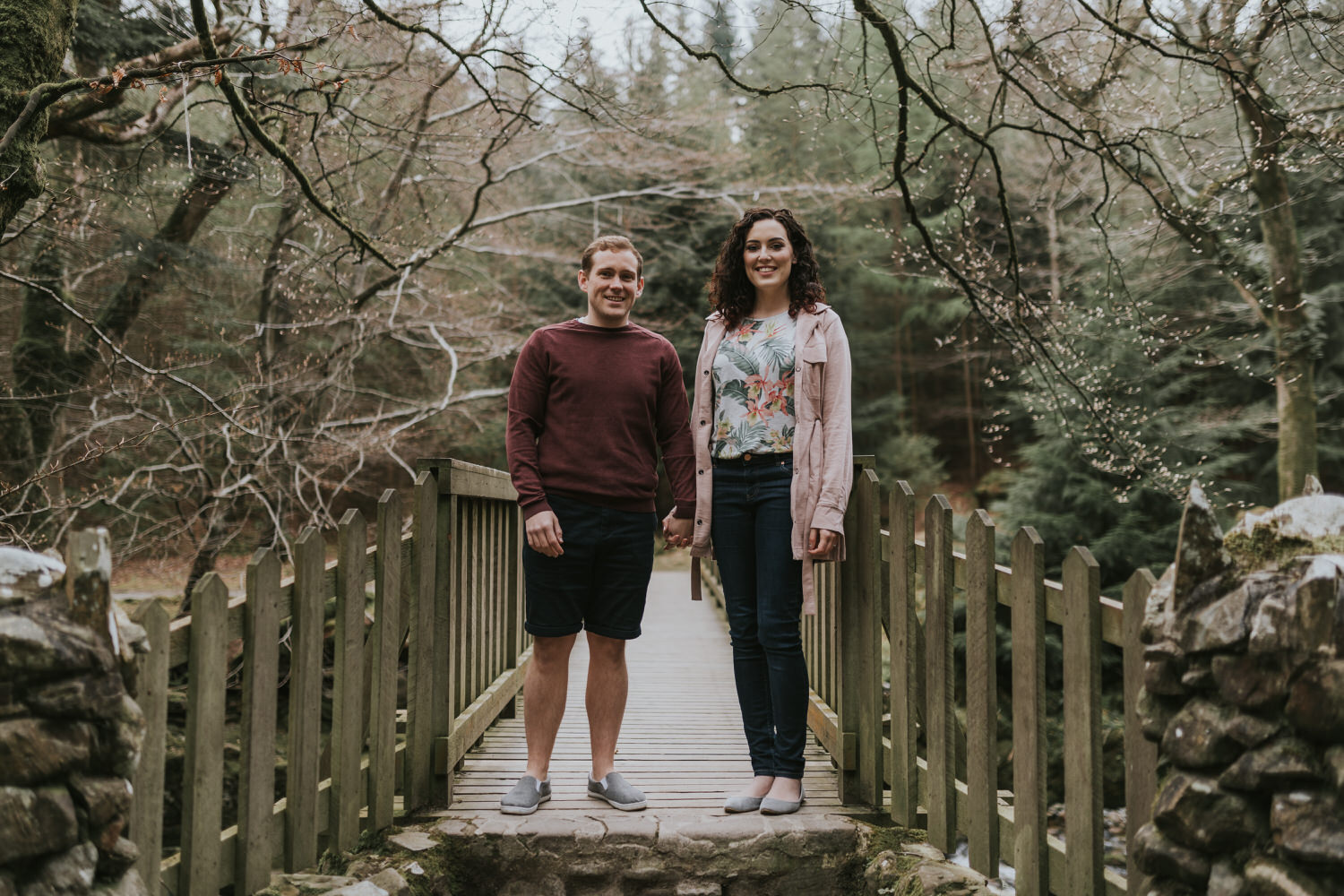 Tollymore Forest Park Engagement photos 06