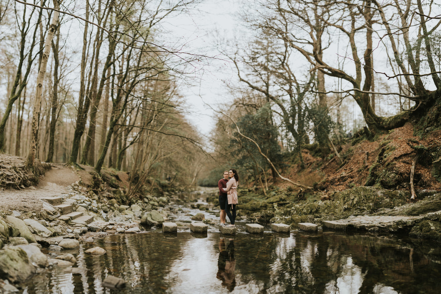 Tollymore Forest Park Engagement photos 09