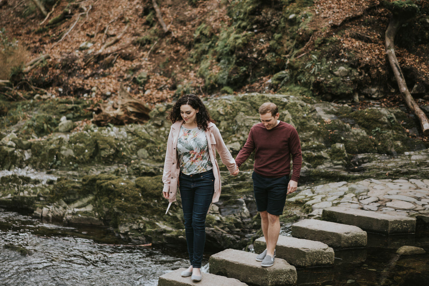 Tollymore Forest Park Engagement photos 10