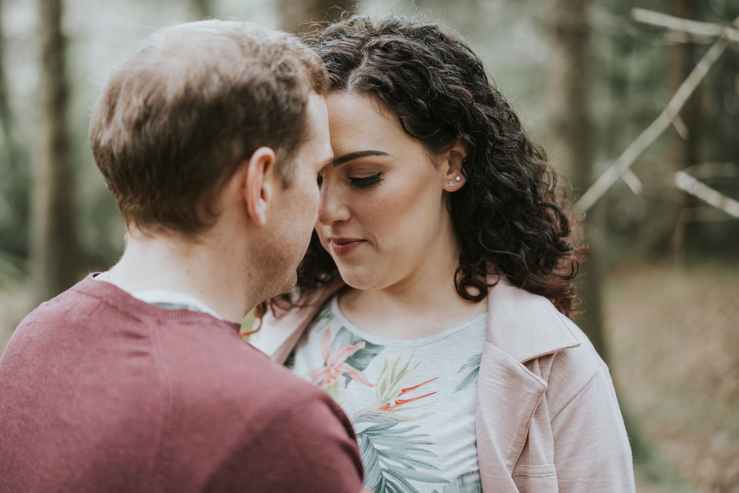 Tollymore Forest Park Engagement photos 11