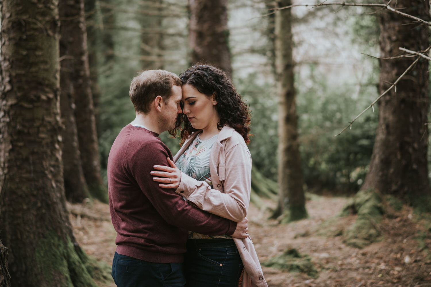 Tollymore Forest Park Engagement photos 12