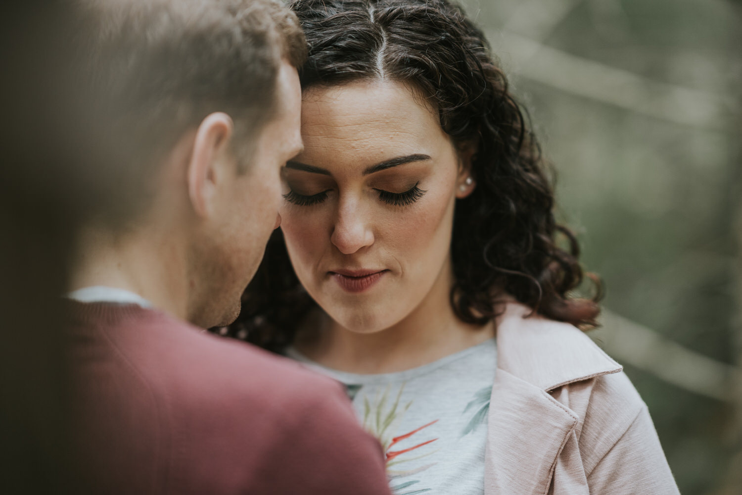 Tollymore Forest Park Engagement photos 14