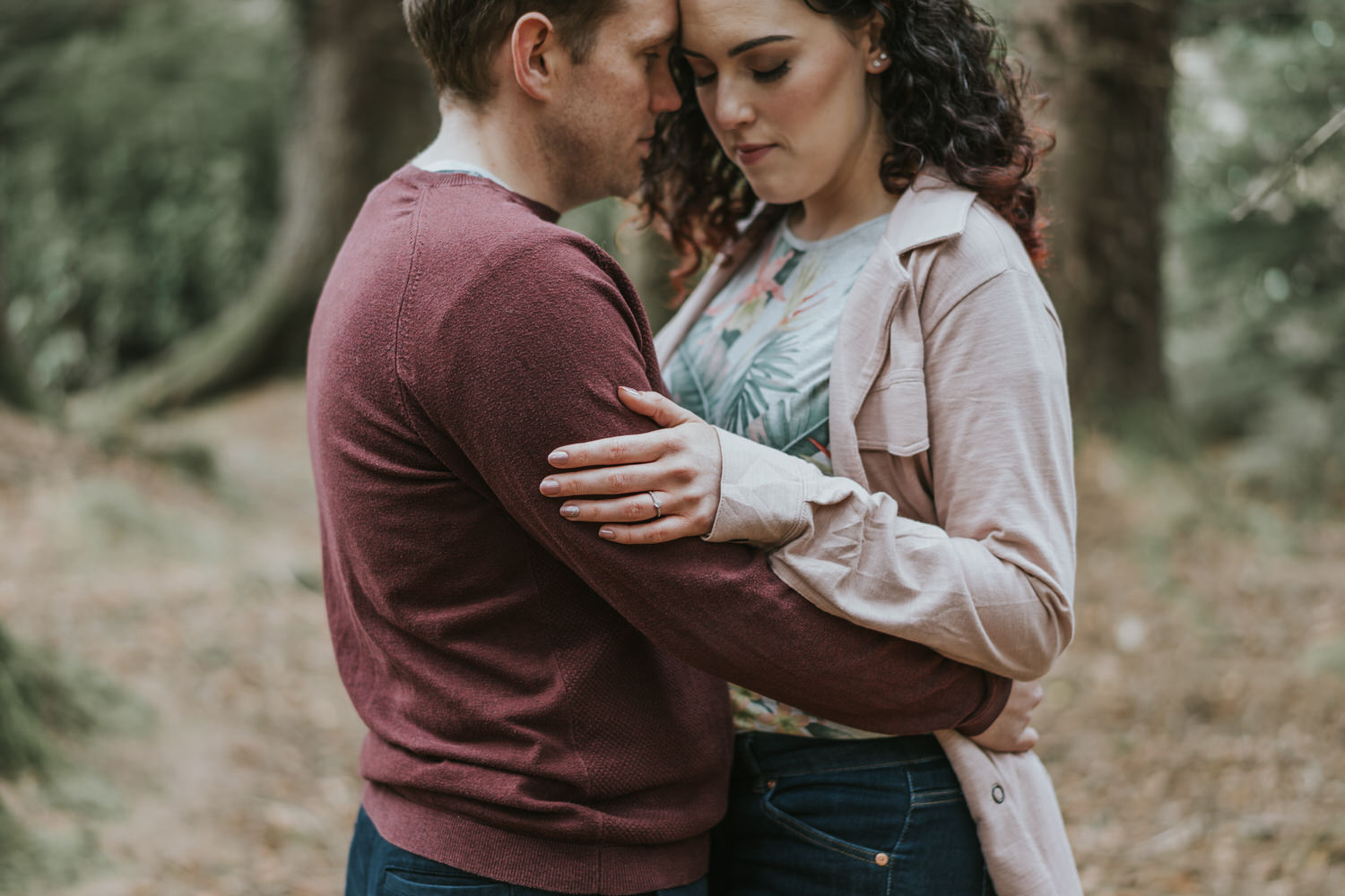 Tollymore Forest Park Engagement photos 15