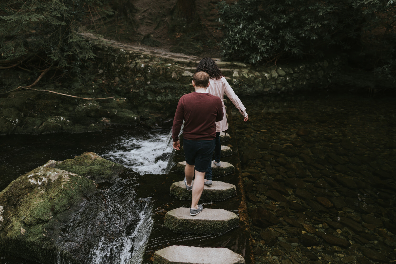Tollymore Forest Park Engagement photos 26
