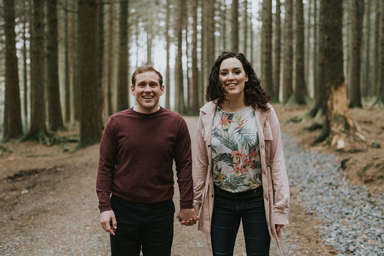 Tollymore Forest Park Engagement photos 28