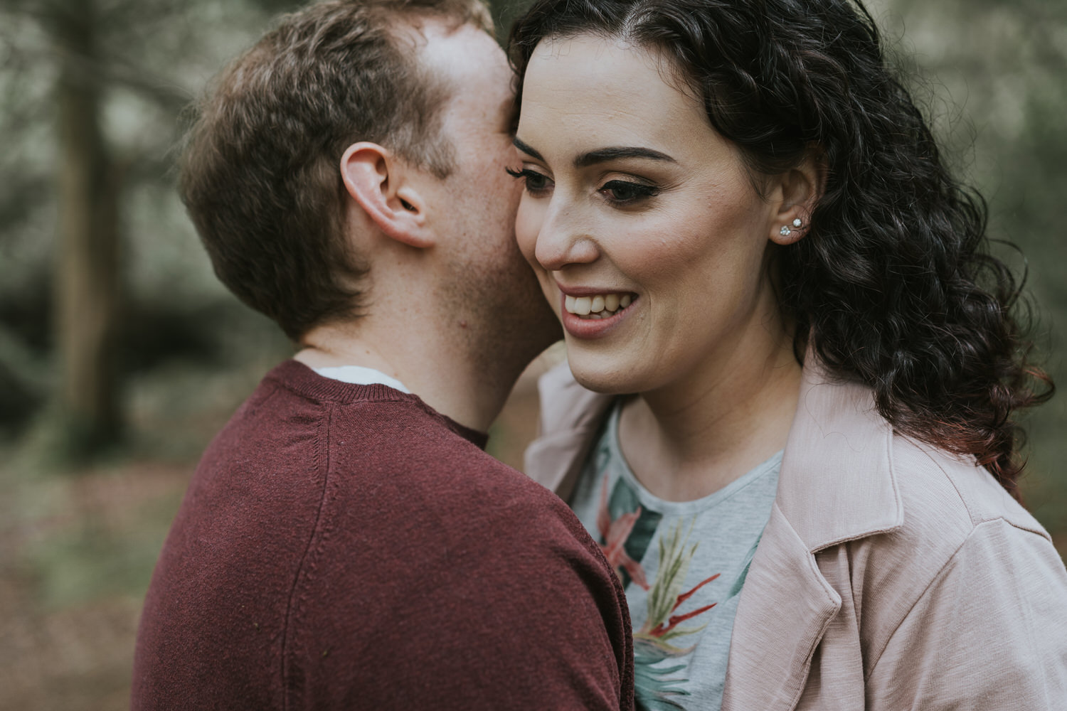 Tollymore Forest Park Engagement photos 32