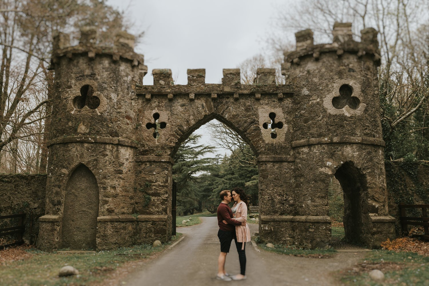 Tollymore Forest Park Engagement photos 35