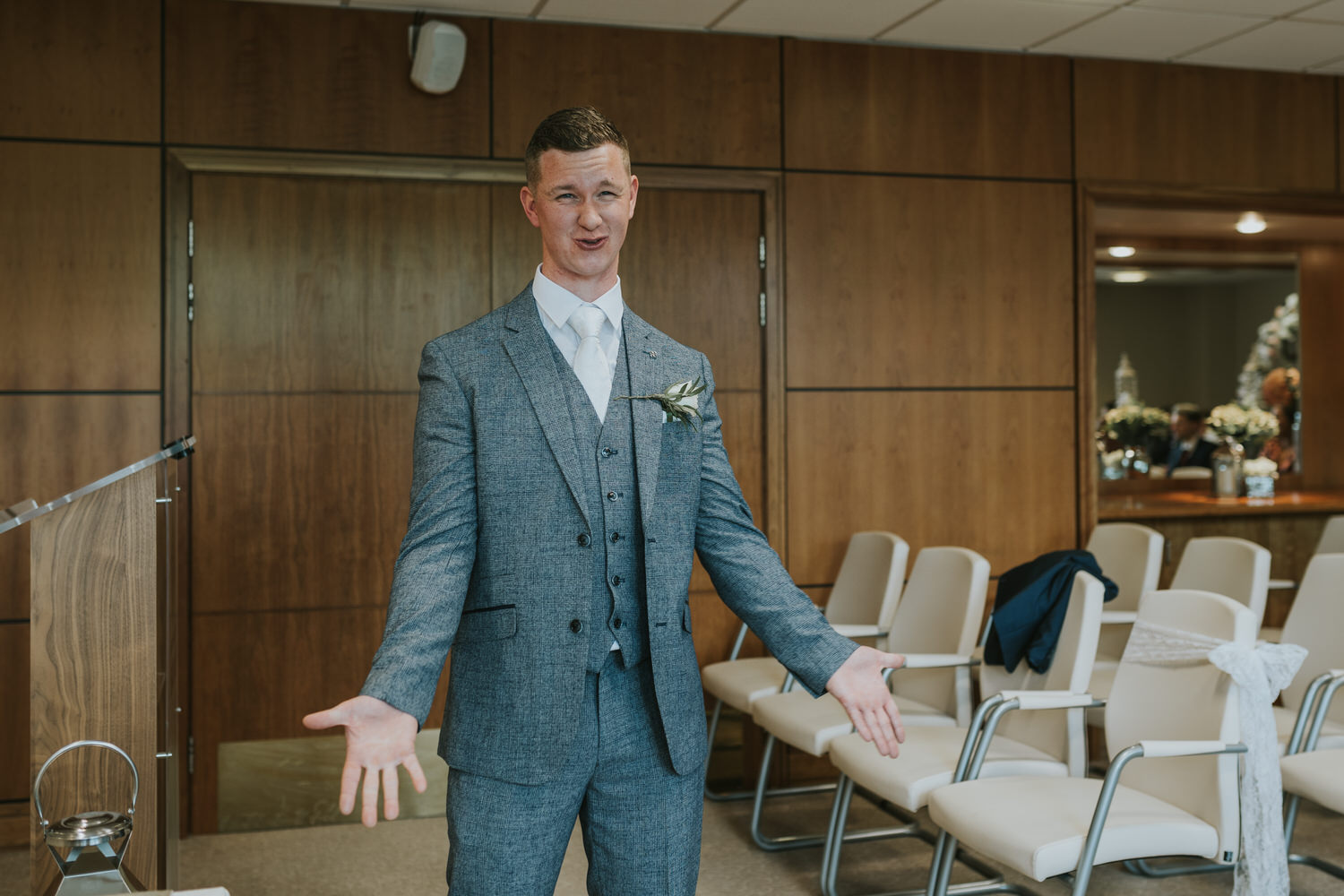 Lisburn Wedding at Lagan Valley Island 39