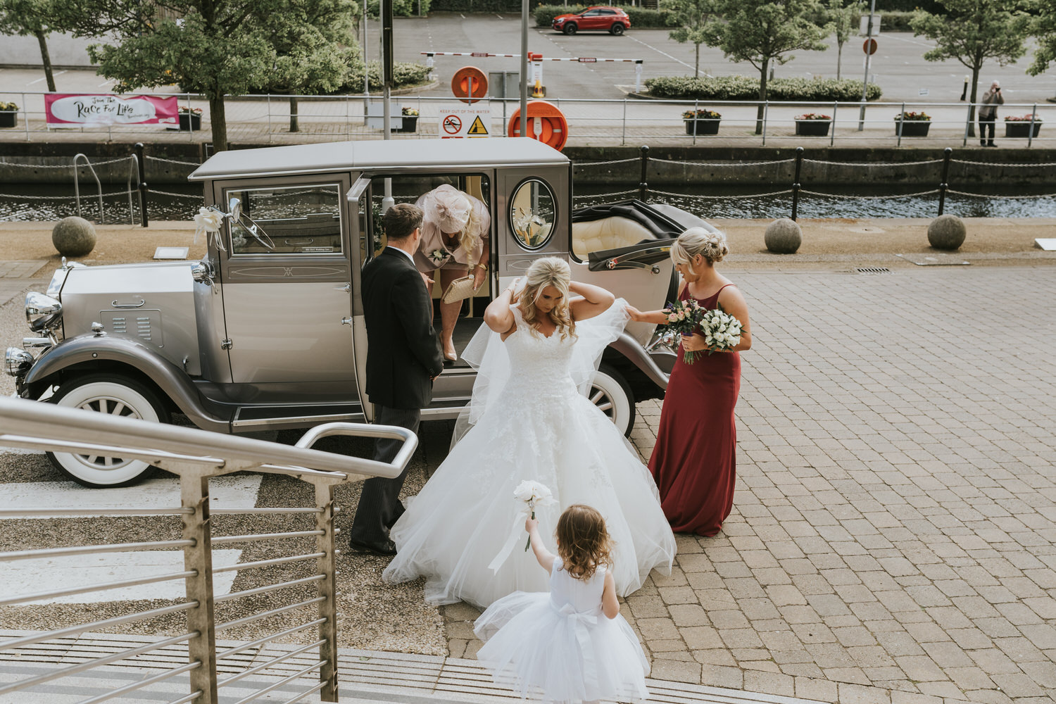 Lisburn Wedding at Lagan Valley Island 40