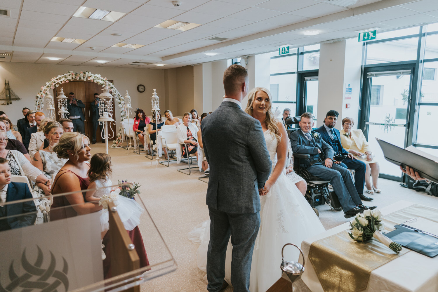 Lisburn Wedding at Lagan Valley Island 59