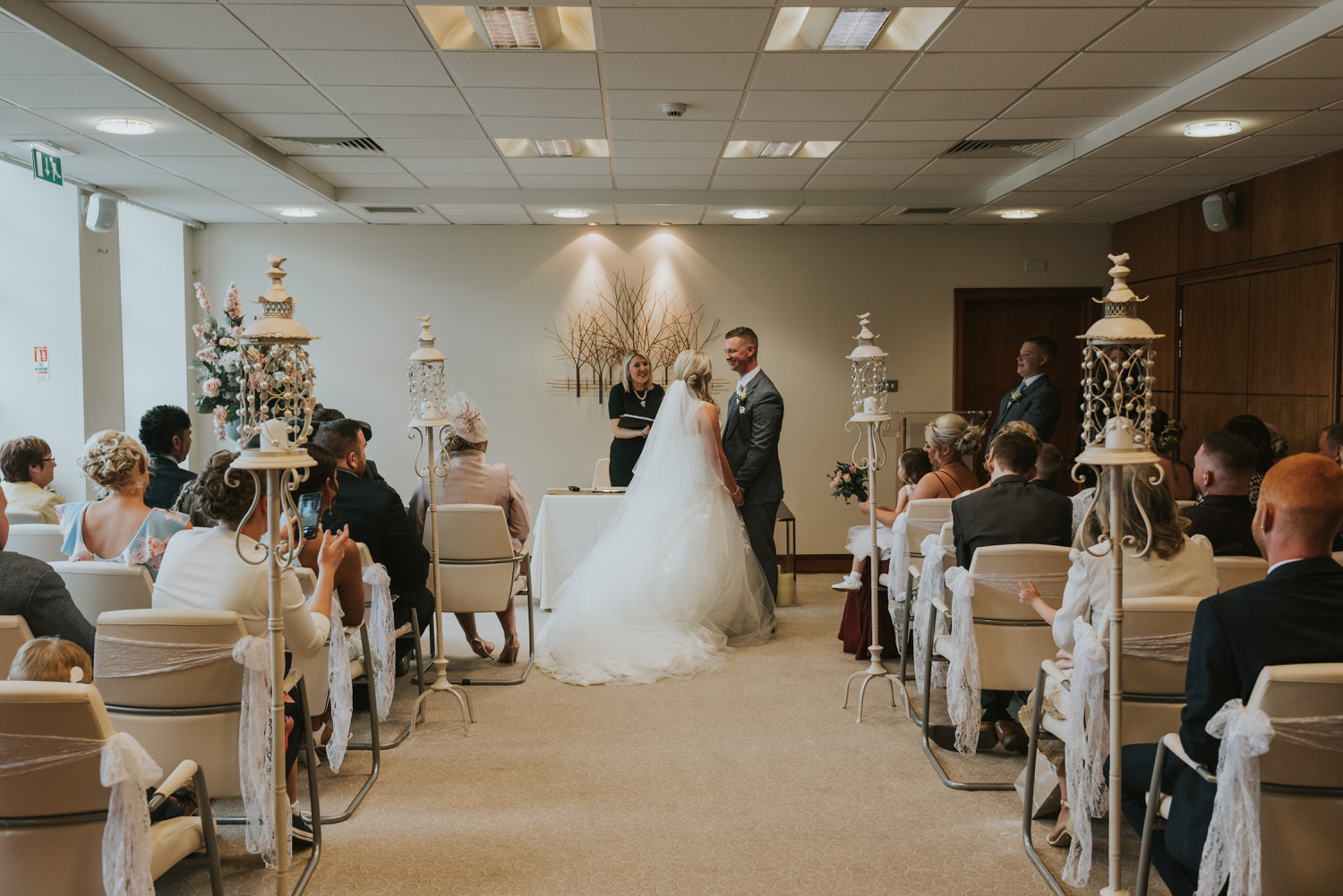 Lisburn Wedding at Lagan Valley Island 61