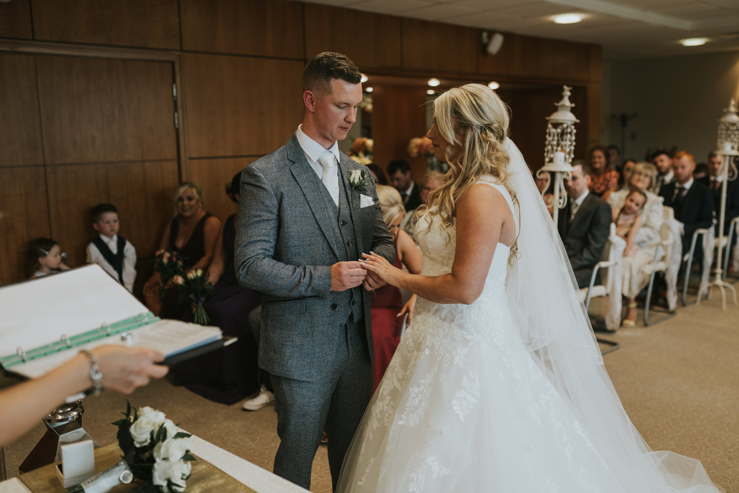 Lisburn Wedding at Lagan Valley Island 62